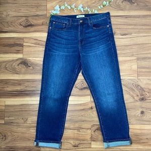 Madewell Cruiser Straight Jeans Size 31